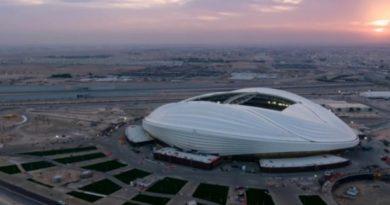 画像引用:『SPORT BIBLE』Qatar Reveal Giant 'Vagina Stadium' For 2022 World Cup(Photo:FIFA)