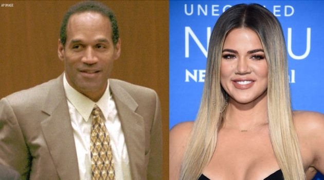 画像:『abc7』O.J. Simpson addresses long-circulated rumors that he's Khloe Kardashian's dad(Photo:AP Image)