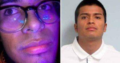 画像:『METRO』Man caught with cocaine-covered nose told police the drug wasn't his(Picture: Hillsborough County Sheriff's Office)