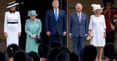 トランプ大統領が超ビッグマウス エリザベス女王に関する発言で物議 米