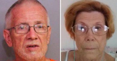 画像:『METRO』73-year-old man 'killed his wife of 50 years because she wanted to leave him'(Picture: Polk County Sheriff's Office/Facebook)
