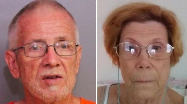 画像:『METRO』73-year-old man 'killed his wife of 50 years because she wanted to leave him'(Picture: Polk County Sheriff's Office/Facebook)
