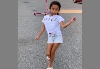 <動画>クリス・ブラウン愛娘、わずか5歳にしてこのダンス・スキル!