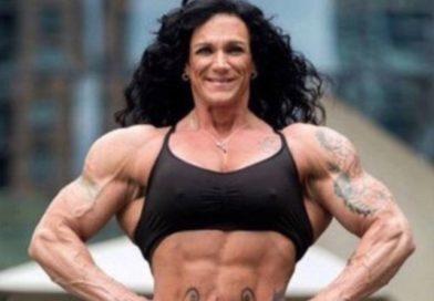 「マッチョになって自信が持てた」 超筋肉モリモリおばあちゃんが話題に  カナダ