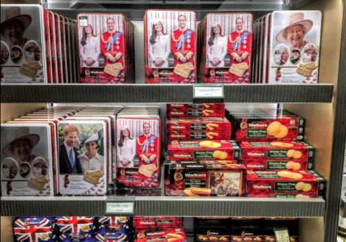 ロイヤル・クッキー、実は最も売れているのは「お兄ちゃん夫妻」(Photo by 朝比奈)