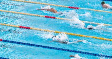 国際水泳連盟の競技イベントもスケジュールは大荒れ(画像はイメージです)