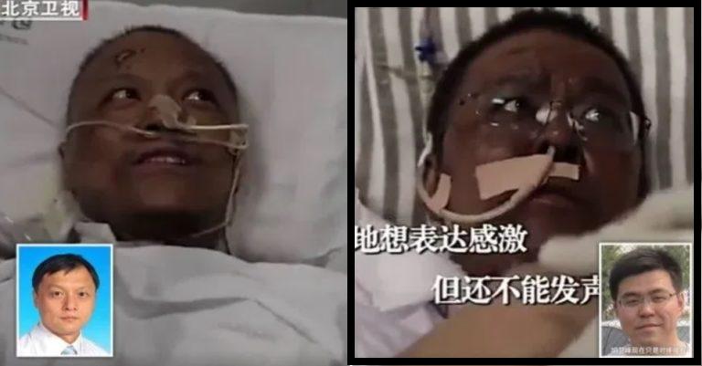 新型コロナ治験薬による重い肝障害で医師が死亡(左は同僚の医師)